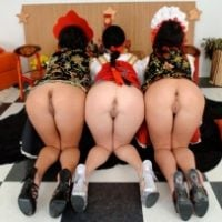 revealing-3-hot-butts-and-pussies