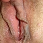 Rubbing Wet Vagina Up-Close