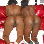 Rwandese Women Asses Pussies