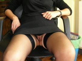 sexy-secretary-office-pussy-exposed