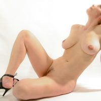 soft-silk-sking-naked-blonde-girl-with-heels