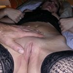 Touching Mature Russian Wife Wet Pussy