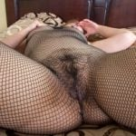 Unshaved Housewife Pussy Bodystockings