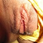wet cunt dripping vaginal juice