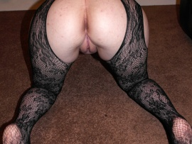 wife-hottie-crawling-with-pussy-with-stockings