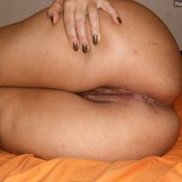 wifes-big-bottom-sideways-unshaved-cunt